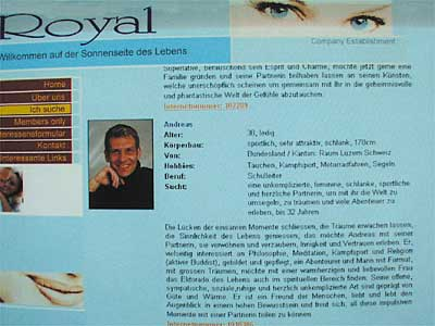Royal exclusiv partnervermittlung